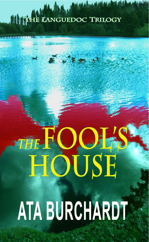 Fool's House FRONT COVER with bleeds.22 nov indd