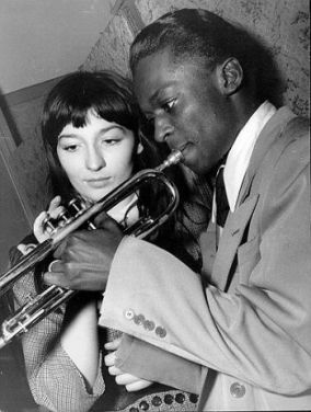 Miles-Davis-and-Juliette-Greco